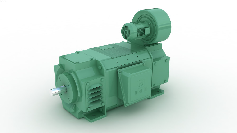 dc electric motor for hydraulic pump