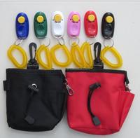 Dog Training Feed Treat Bag with Bag Dispenser