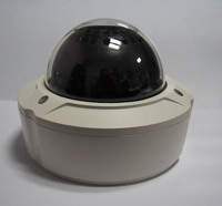 Infrared Vandal-proof HD IP Dome Camera