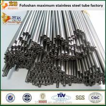 Foshan stainless steel supplier,304 marine stainless steel tube