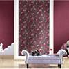 Beautiful heavy embossed vinyl living room wallpaper