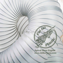 Pvc steel wire hose / Electric wire flexible hose / Flexible corrugated pvc hose