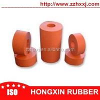 lamination silicone rubber roller