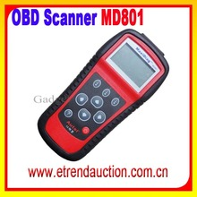 2015 New All In 1 Universal Code Reader MD801 4 in 1 code scanner= JP701+EU702+US703+FR704 4 in 1 auto code reader