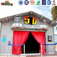 2015 Hot Sale Hydraulic/Electronic 5D/7D/8D/9D/Xd Cinema