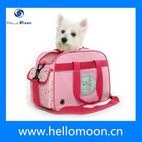 High Quality New Design Professional Factory Pink Dog Travel Cage