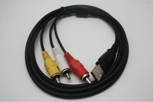 3 Rca video usb cable usb to rca