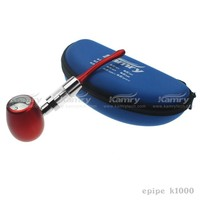 china suppliers kamry k1000 ecig pipe best e cig epipe starter kit uk with X6V2 clearomizer