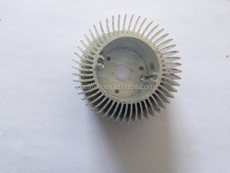 알루미늄 원형 방열판 압출 알루미늄 히트 싱크-알루미늄 ...