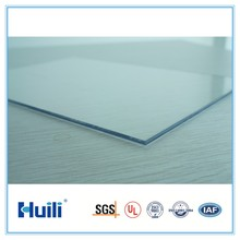 hot sell 1.5mm to 3mm polycarbonate solid sheet Opal White Color