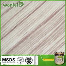 Anti-slip, sound-absorbing, rich texture acrylic paint hardener