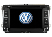 7in touch screen car dvd player for VW with GPS, iPOD, Wifi and 3G functions