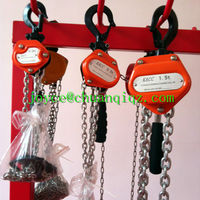 China block factory KITO ratchet lever mini hoist