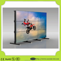 Usenda 32/55/55/65/Floor Standing led video wall screen top quality factory price for supermarket/shopping mall/stores/station