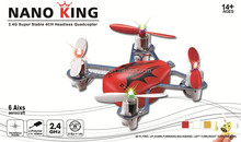 6-Axis Gyro Mini Quadcopter 4CH with 6 Axis gyro MINI 39 X4 3D stunt function smallest quadcopter
