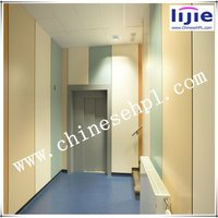LIJIE wall cladding laminate /water resistant decorative wall panel