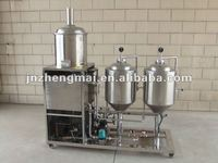 50L micro beer brewing equipment