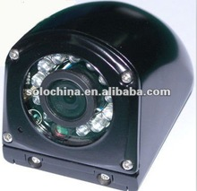 CCR150--HD de alta resolución 800x480 impermeable instalar la cámara de vídeo en el coche