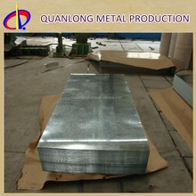 Hot Dipped Zinc Coated Galvanized Flat Iron Sheets