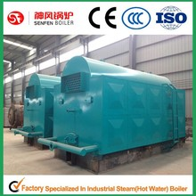 A-Class Quality Travelling Grate Coal Fired/Wood Fired Steam Generator