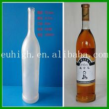 Made in China 1000ml glass grape bottle