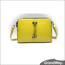 caliente venta elegante de la patente de cuero bolsos de las mujeres