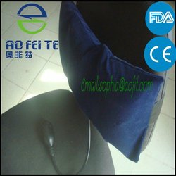 INFLATABLE BACK SUPPORT LUMBAR CUSHION