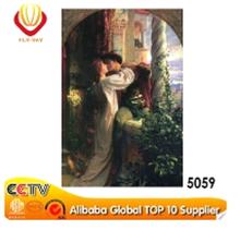 European religious design decorative oil painting