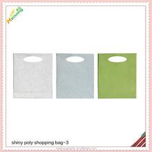 gift shopping promotion glitter paper bag