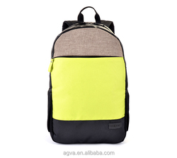 Lady casual backpack/ Laptop bag/fashion girls travelling bags