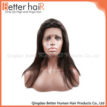 Unprocessed best exported straight hair