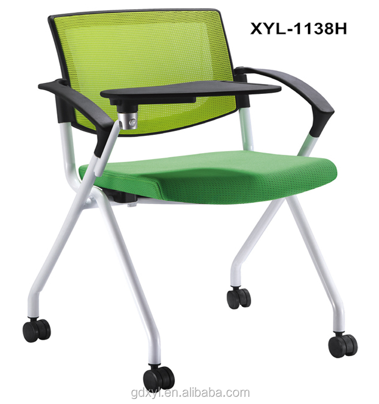 Student Chair With Writing Pad images