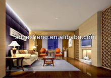 Modern design used Hotel lobby Furniture ZH-083