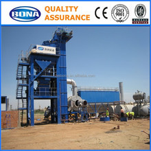 best price 105t/h batching asphalt mixing plant for sale