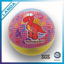 mini basketball customized