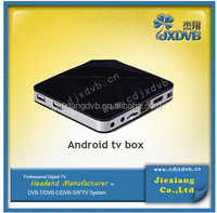 Android smart tv box with aribic channel iptv box