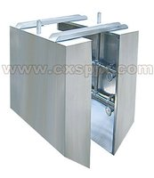 Carcass cleaning machine/chicken abattoir equipment