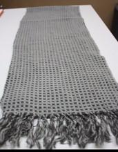 cotton&acrylic knit long Scarf Shawl