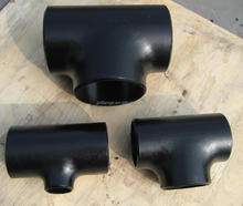 Elbow Pipe Tee/High Pressure Tee/Wall Thickness Carbonsteel