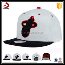 custom 3d embroidery snapback hat