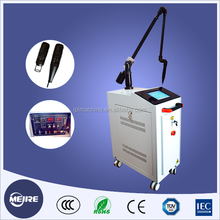 professional q switched nd yag laser tattoo removal birthmark removal machine