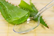 Plantago asiatica L. P.E. Aloe Vera Extract CAS #: 489-32-7