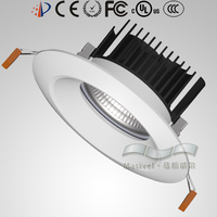 modern lighting cob jewelry display 25w led downlight cambodia coffee fixture