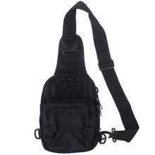 Compact Outdoor Tactical Utility Bag Hunting Hike Camp Sling Sport Chest Pack