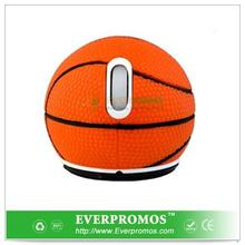 Novelty Design Basketball Wireless Computer Mouse For Fun
