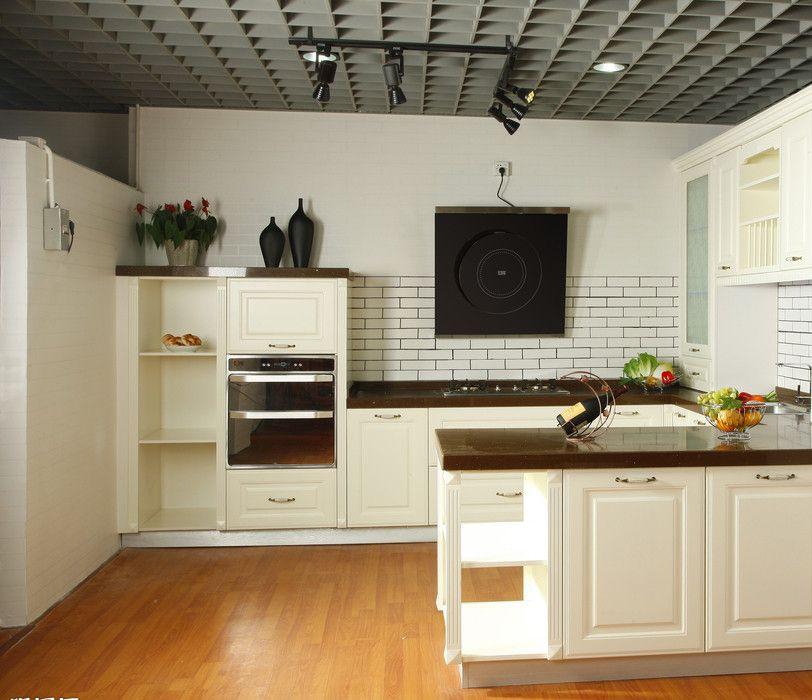 Deco keuken keukenarchitectuur - Deco land keuken ...