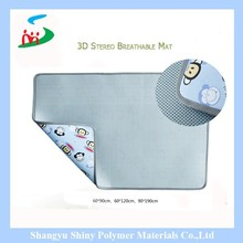 100% cotton baby care play mat