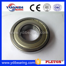 High performance and low price PLETON 6206-2RZ chinese server manufacturers list bearing for shower enclosure
