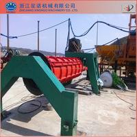 Concrete drain pipe machine project in Algeria