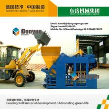 FOB Qingdao Price ___QTM10-15 Zenith foam hydraulic block machine